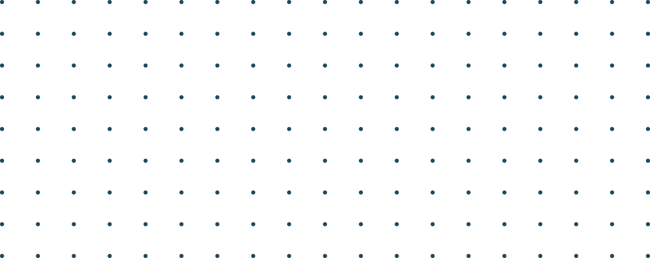 Footer grid pattern